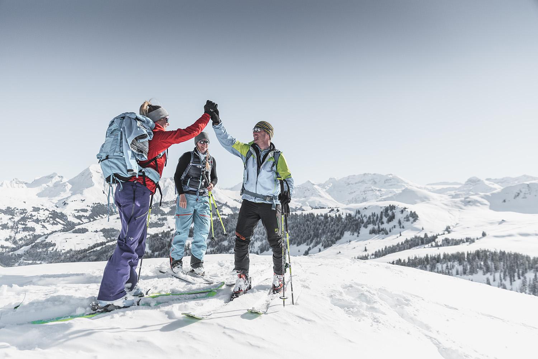 Alphorn Gstaad Backoffice