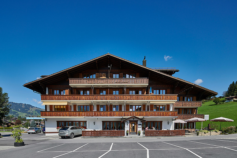 Alphorn Gstaad Backoffice